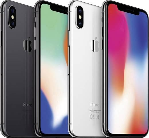 apple iphone x 256 gb spacegrau kaufen. Black Bedroom Furniture Sets. Home Design Ideas