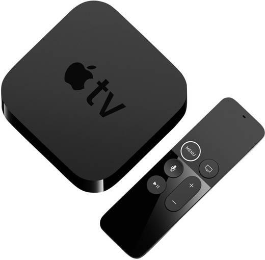 Apple TV 4K. Kino erleben. Mit allen Sinnen.