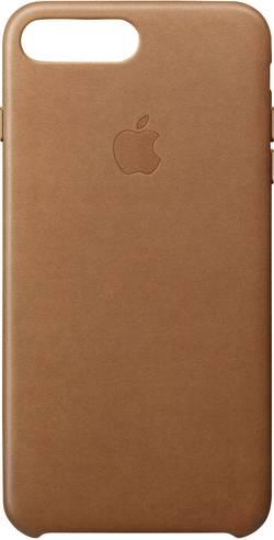 Zadní kryt pro iPhone Apple Leather Case vhodné pro: Apple iPhone 8 Plus, Apple iPhone 7 Plus, sed