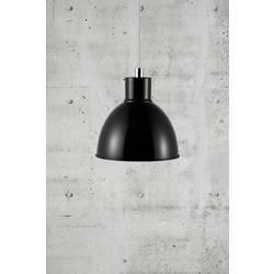 Závesné svietidlo LED Nordlux Pop 45833003, E27, 60 W, čierna
