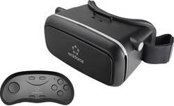 Brýle pro virtuální realitu Renkforce RF-VR1, černá