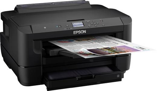 Epson WorkForce WF-7210DTW Tintenstrahldrucker A3 Duplex, LAN, WLAN