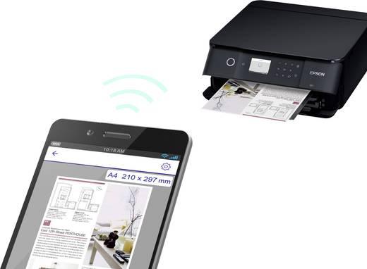 Epson Expression Premium XP-6000 Tintenstrahl-Multifunktionsdrucker A4 Drucker, Scanner, Kopierer