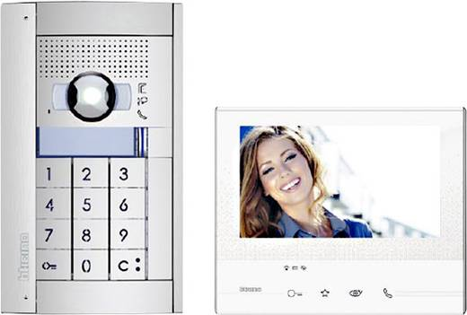 Legrand 5145747 Video-Türsprechanlage 2-Draht, WLAN 2 ...