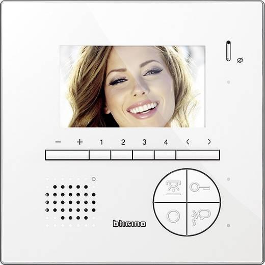 video t rsprechanlage 2 draht video inneneinheit legrand 4515228 wei kaufen. Black Bedroom Furniture Sets. Home Design Ideas