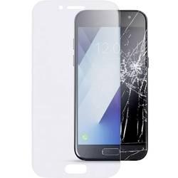 Ochranné sklo na displej smartfónu Cellularline TEMPGCABGALA317T, Samsung Galaxy A3 (2017), 1 ks