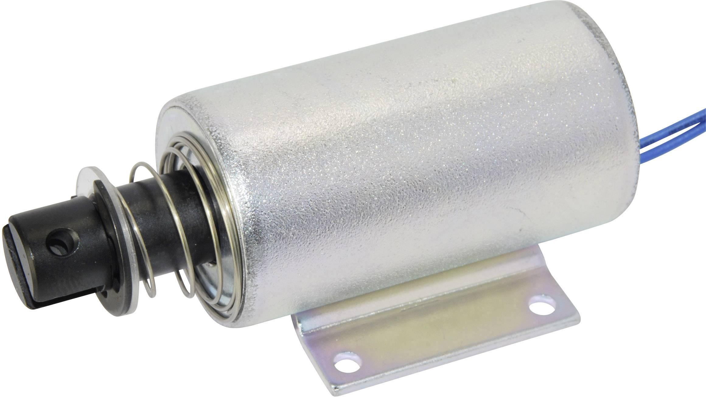 Intertec ITS-LZ 2560-Z-6VDC Hubmagnet ziehend 0.78 N 22 N 6 V//DC 10 W