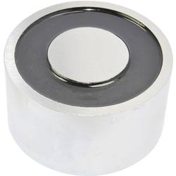 Image of Intertec Elektromagnet magnetisch (stromloser Zustand) 1900 N 12 V/DC 45 W ITS-PE-8245-12VDC