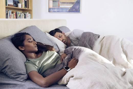 fitbit ionic smartwatch uni blau grau kaufen. Black Bedroom Furniture Sets. Home Design Ideas