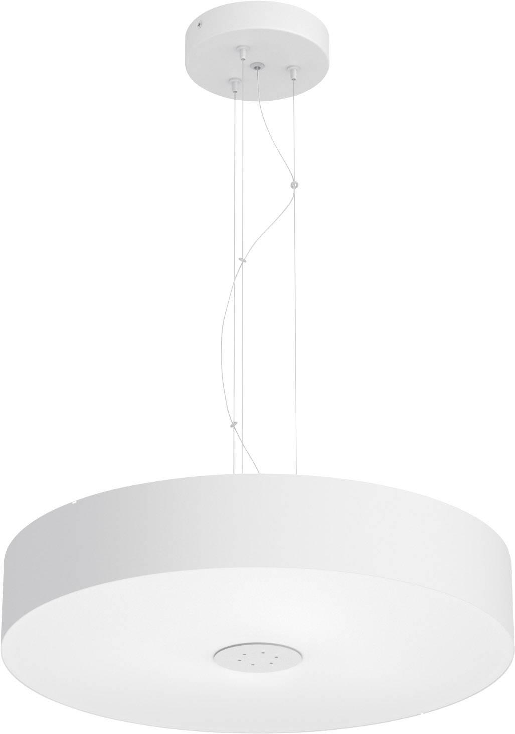 Philips Lighting Hue LED Pendelleuchte Fair LED fest eingebaut 39 W Warm Weiß, Neutral Weiß, Tageslicht Weiß