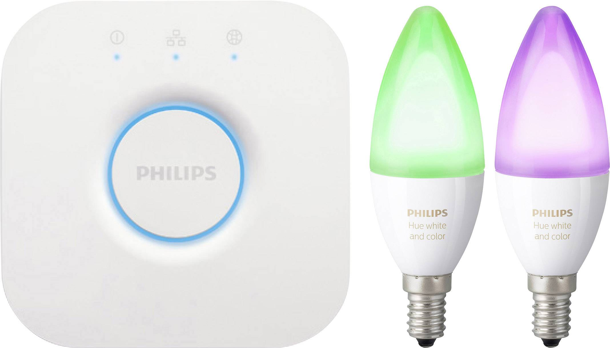 Philips Licht Hue : Philips lighting hue starterkit white and color ambiance eek a