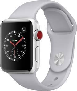 Apple Watch Series 3 Cellular 38 mm argent