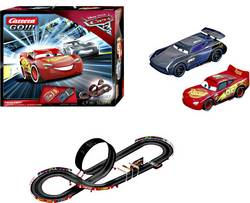 Autodráha Carrera GO!!!, startovací sada Disney Cars 3 Finish First 20062418