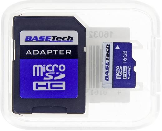 microsd karte 16 gb basetech class 10 inkl sd adapter 1. Black Bedroom Furniture Sets. Home Design Ideas
