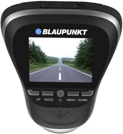 Blaupunkt BP 2.5 Dashcam Blickwinkel horizontal max.=170 ° 12 V Display, Akku, Mikrofon