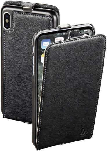 iphone case hama smart case passend f r apple iphone x schwarz kaufen. Black Bedroom Furniture Sets. Home Design Ideas