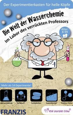 Image of Experimentierkasten Franzis Verlag 4019631670199 Die Welt der Wasserchemie
