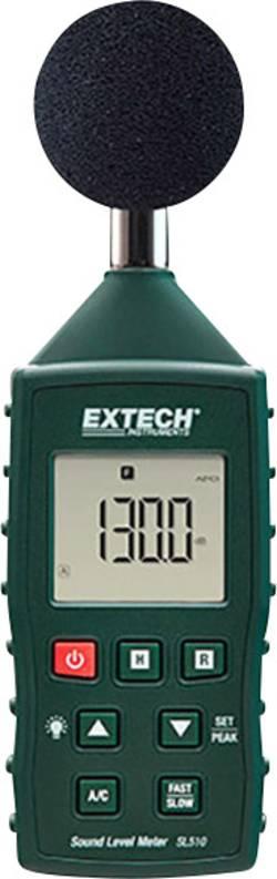 Image of Extech Schallpegel-Messgerät SL510 35 - 130 dB 31.5 Hz - 8000 Hz Kalibriert nach Werksstandard (ohne Zertifikat)