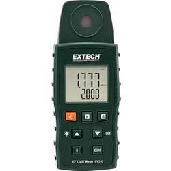 Merač UV žiarenia Extech UV510 UV510, Kalibrované podľa bez certifikátu