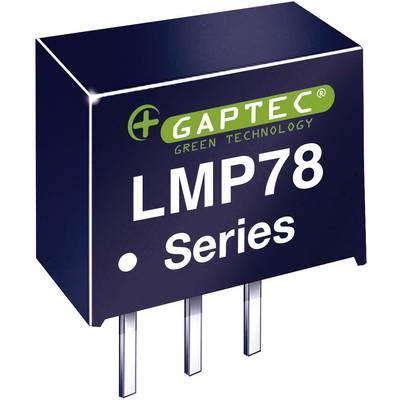 Gaptec LMP78_05-1.0 DC/DC-Wandler, Print 24 V/DC 5 V/DC 1000 mA 5 W Anzahl Ausgänge: 1 x Preisvergleich