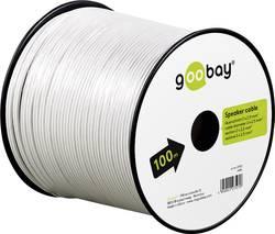Câble haut-parleur Goobay 67752 2 x 2.50 mm² 50 m