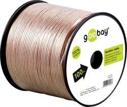 Câble haut-parleur Goobay 15120 2 x 0.50 mm² 50 m