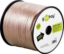 Câble haut-parleur Goobay 15130 2 x 2.50 mm² 10 m