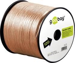 Câble haut-parleur Goobay 67727 2 x 4 mm² 25 m