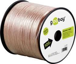 Câble haut-parleur Goobay 15126 2 x 1.50 mm² 10 m