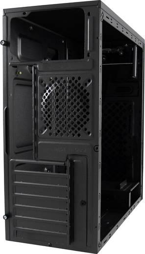 midi tower pc geh use lc power lc 7035b on schwarz mit l ftungsschlitzen kaufen. Black Bedroom Furniture Sets. Home Design Ideas