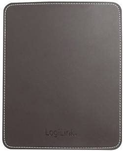 Tapis de souris LogiLink ID0151 simili cuir marron