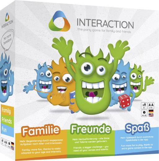 INTERACTION – Das Partyspiel für Familie und Freunde