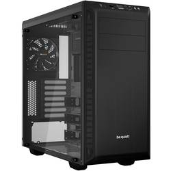PC skrinka midi tower BeQuiet Pure Base 600, čierna
