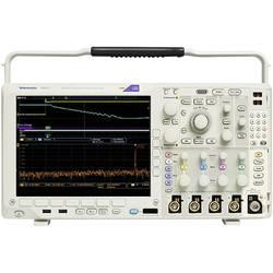 Digitální osciloskop Tektronix MDO4034C, 350 MHz, 4kanálový, Kalibrováno dle ISO, s pamětí (DSO), mixovaný signál (MSO), funkce multimetru
