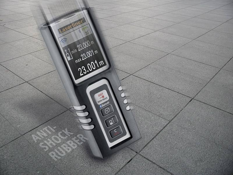 Laser Entfernungsmesser Mieten Hamburg : Laserliner distancemaster compact plus laser entfernungsmesser