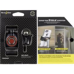Držák mobilního telefonu do auta NITE Ize Steelie FreeMount Vent Kit, 57 - 90 mm