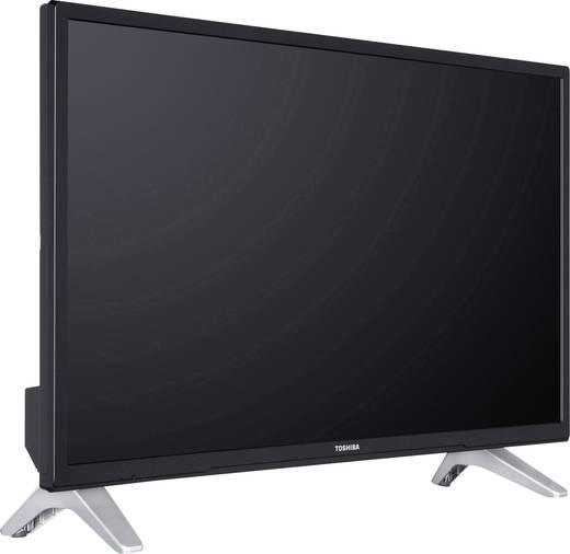 led tv 109 cm 43 zoll toshiba 43l3663dg eek a dvb t2 dvb c dvb s full hd smart tv wlan. Black Bedroom Furniture Sets. Home Design Ideas