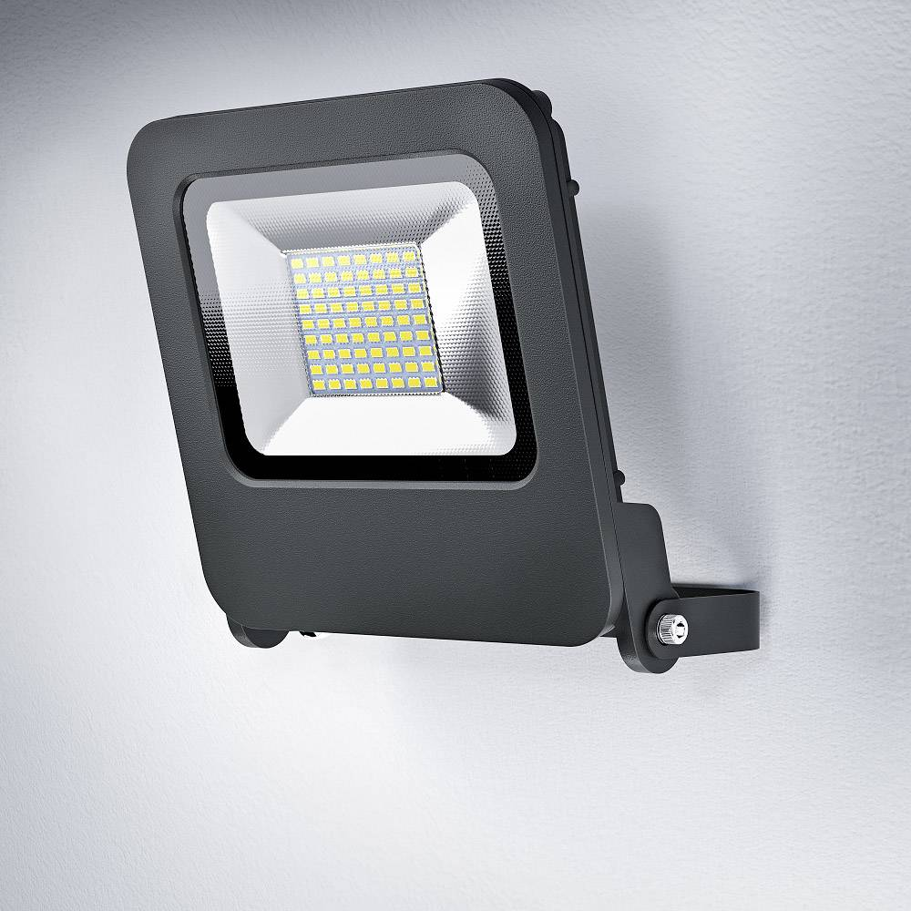 LED Außenstrahler 50 W Warm Weiß OSRAM Endura® Flood 4058075064331  Dunkelgrau