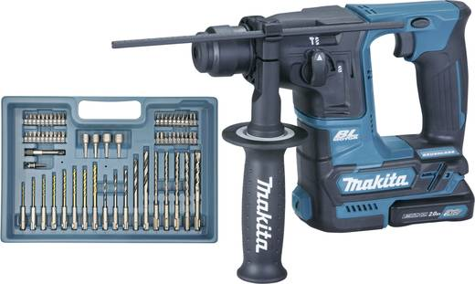 Makita Entfernungsmesser Gebraucht : Makita hr166dsae1 sds plus akku bohrhammer 10.8 v 2 ah li ion inkl