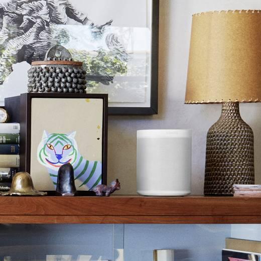 multiroom lautsprecher sonos one wlan amazon alexa direkt. Black Bedroom Furniture Sets. Home Design Ideas