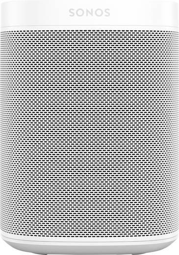 Multiroom Lautsprecher Sonos One Freisprechfunktion Weiß