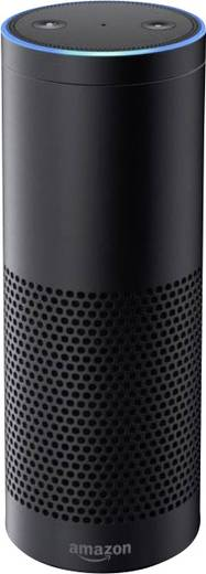 amazon echo Plus Sprachassistent Schwarz