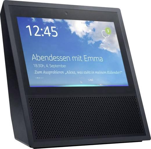 amazon echo Show Sprachassistent Schwarz