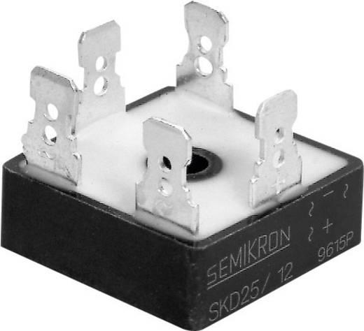 Diotec DB25-12 Brückengleichrichter D-63 1200 V 25 A Dreiphasig