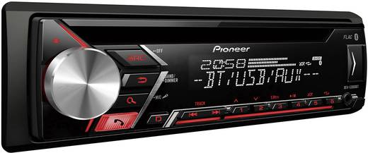 pioneer deh s3000bt autoradio bluetooth. Black Bedroom Furniture Sets. Home Design Ideas