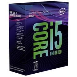 Procesor Intel Core i5 (i5-8600K) 6 x 3.6 GHz Hexa Core Socket: Intel® 1151v2 95 W