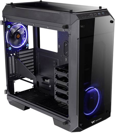midi tower pc geh use thermaltake view 71 tg wei 2. Black Bedroom Furniture Sets. Home Design Ideas