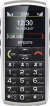 Emporia Classic V26 Handy Silber