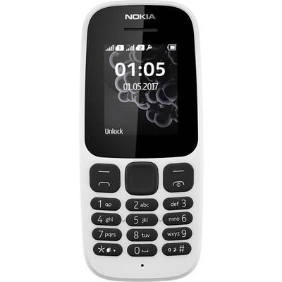 Nokia 105 (2017) Dual-SIM-Handy Weiß Preisvergleich