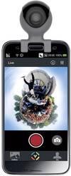 GoXtreme 360° Android 360 Grad Panorama-Kamera ...